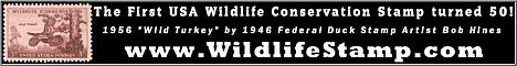 50th Anniversary of 1st US Wildlife Conservation Stamp